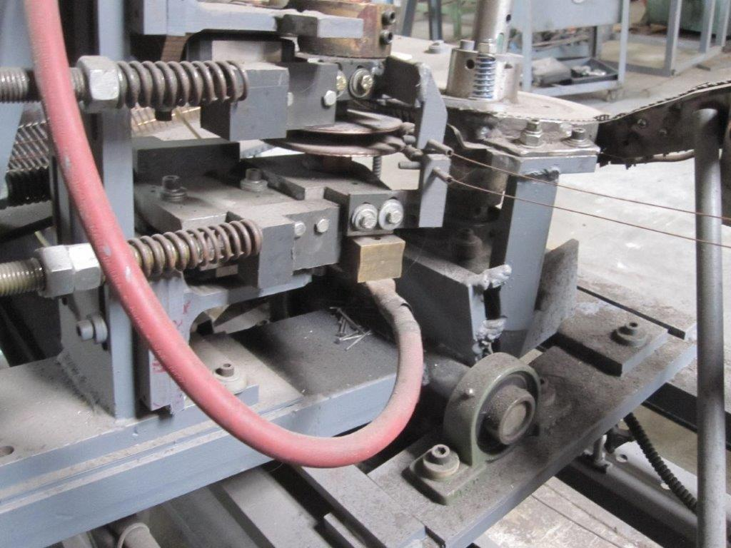 Pallet Nail Wire Weld Collating Machine