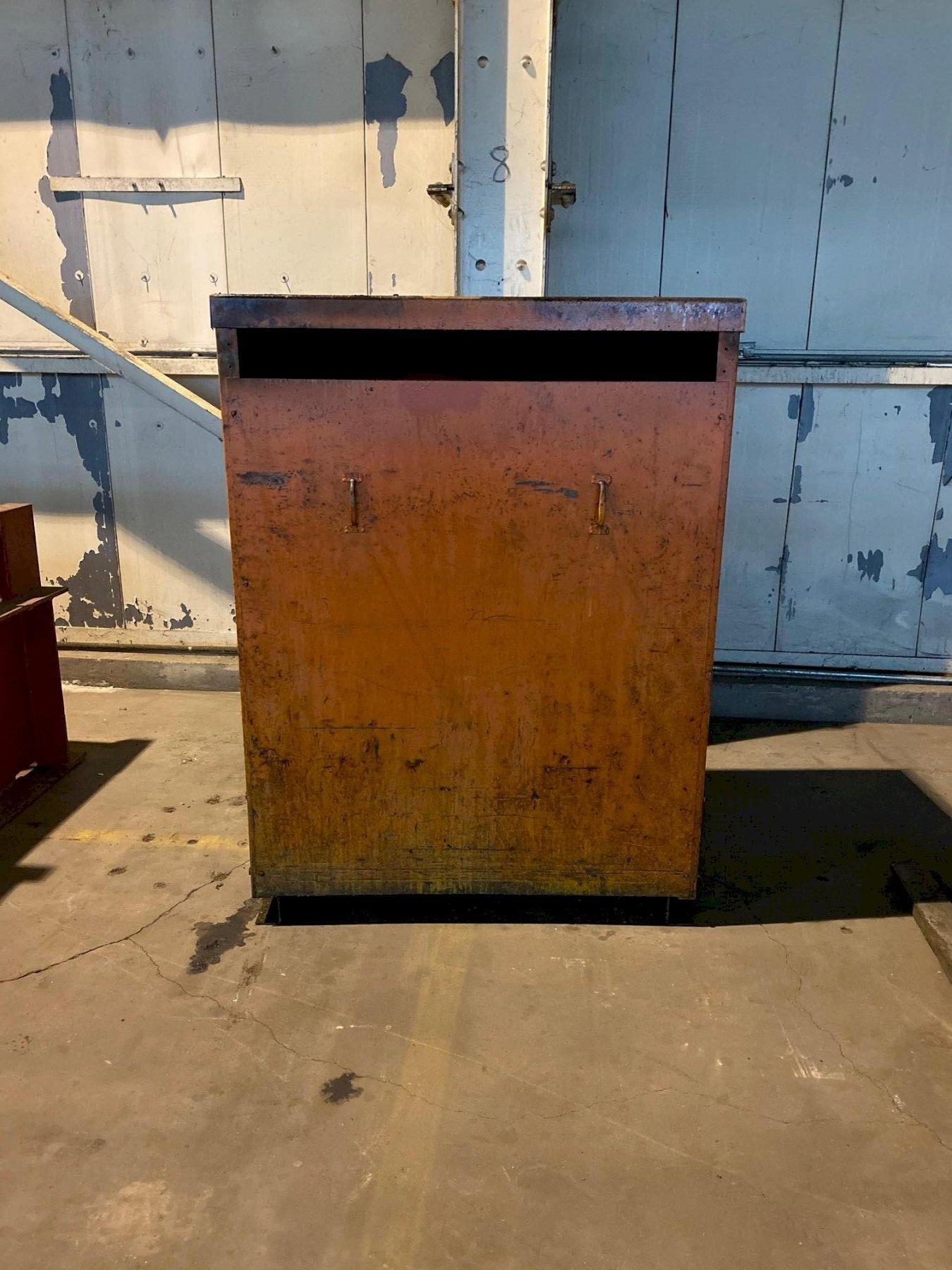495 KVA SYLVANIA POWER TRANSFORMER. STOCK # 1059320