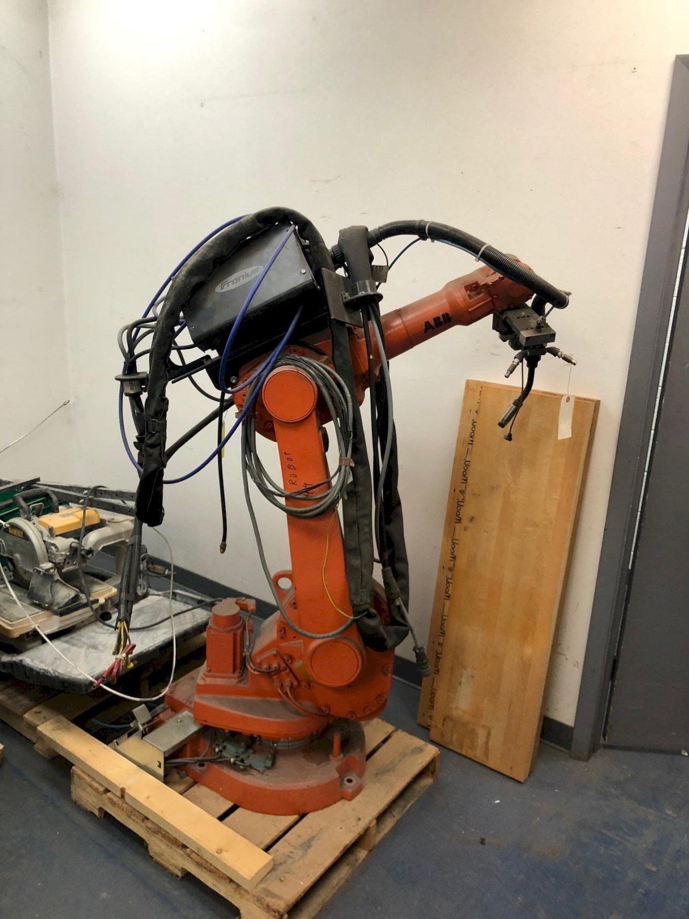 ABB Robot Model# IRB 1600 M2004