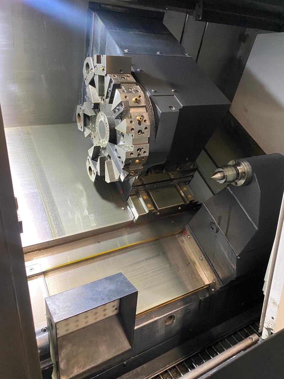 Doosan Lynx 2100LB CNC Horizontal Lathe 2018