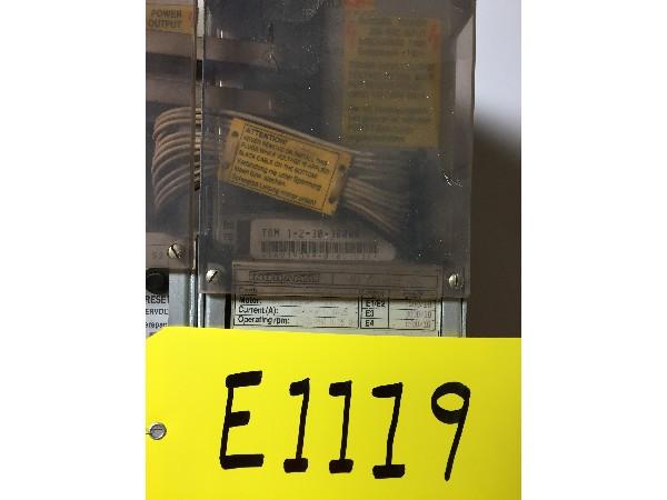 Indramat Servo Controller TDM 1.2-100-300-W0