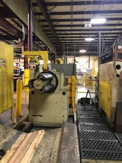 """15,000 lbs x 36"""" Dallas and CWP Coil Feed Line"""