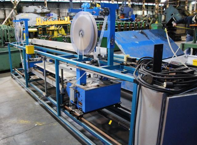 Felins Ultra Sonic 2000 Strapping Machine   $5,000