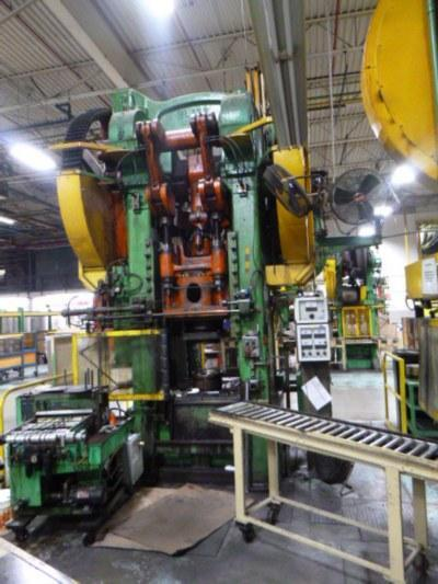 230/177 TON BLISS MODEL 5S TOGGLE PRESS   Our stock number: 115017