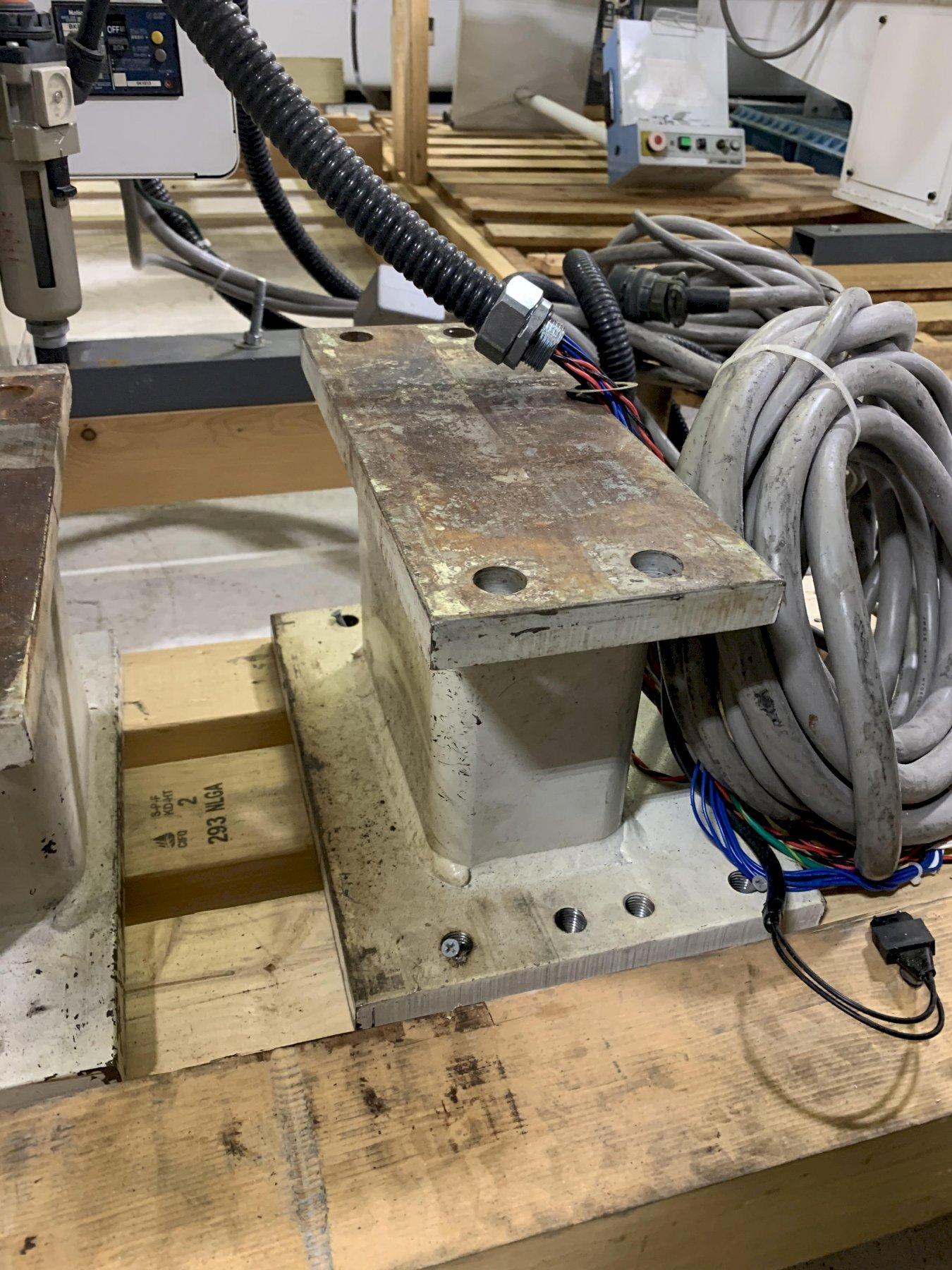 Star Automation Used TWS-800V-460V2 Full Servo Robot, 80-300 US ton, Yr. 2005