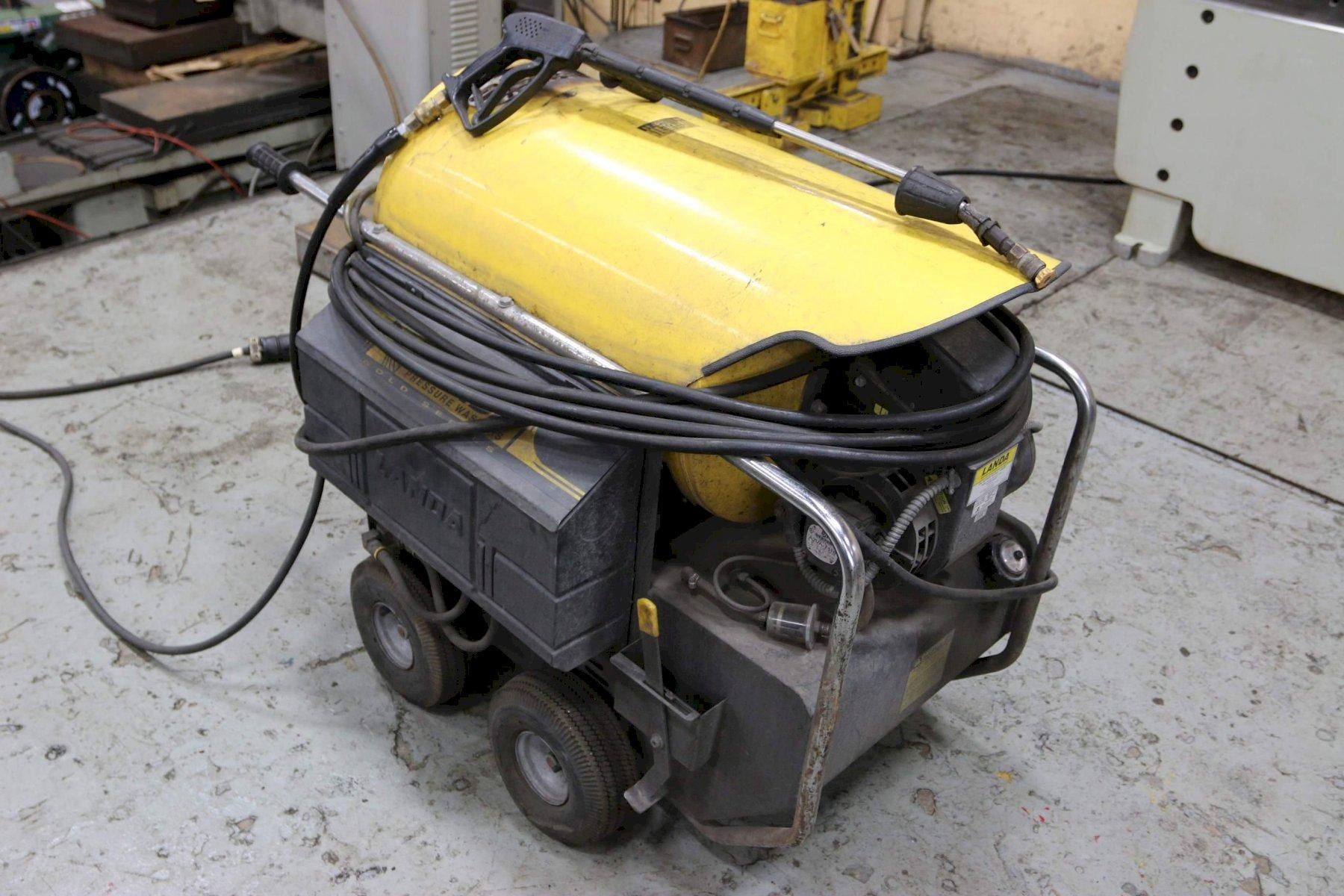 LANDA PRESSURE WASHER: STOCK #69174
