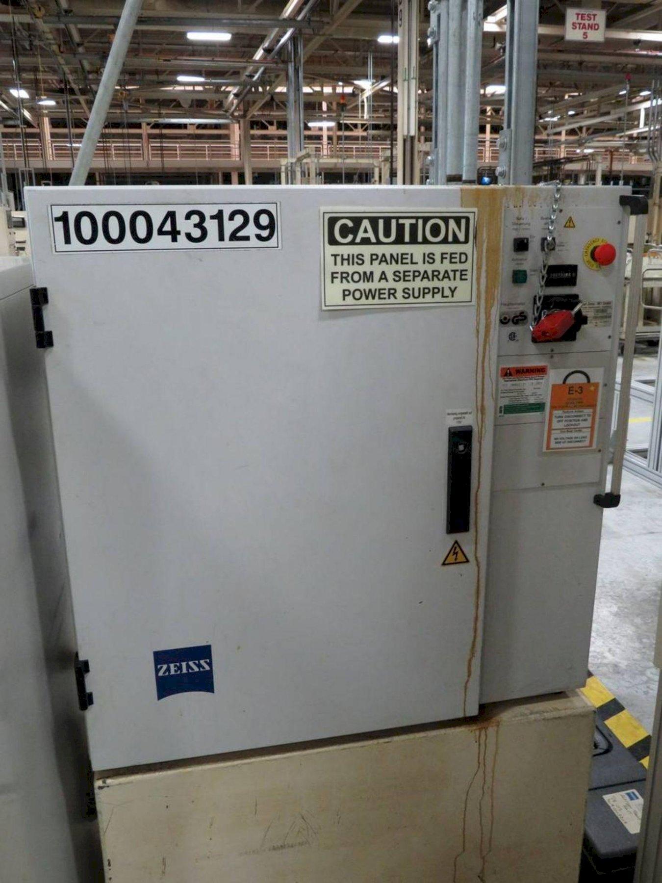 ZEISSZeiss Centermax 11/12/7 Coordinate Measuring Machine (CMM)