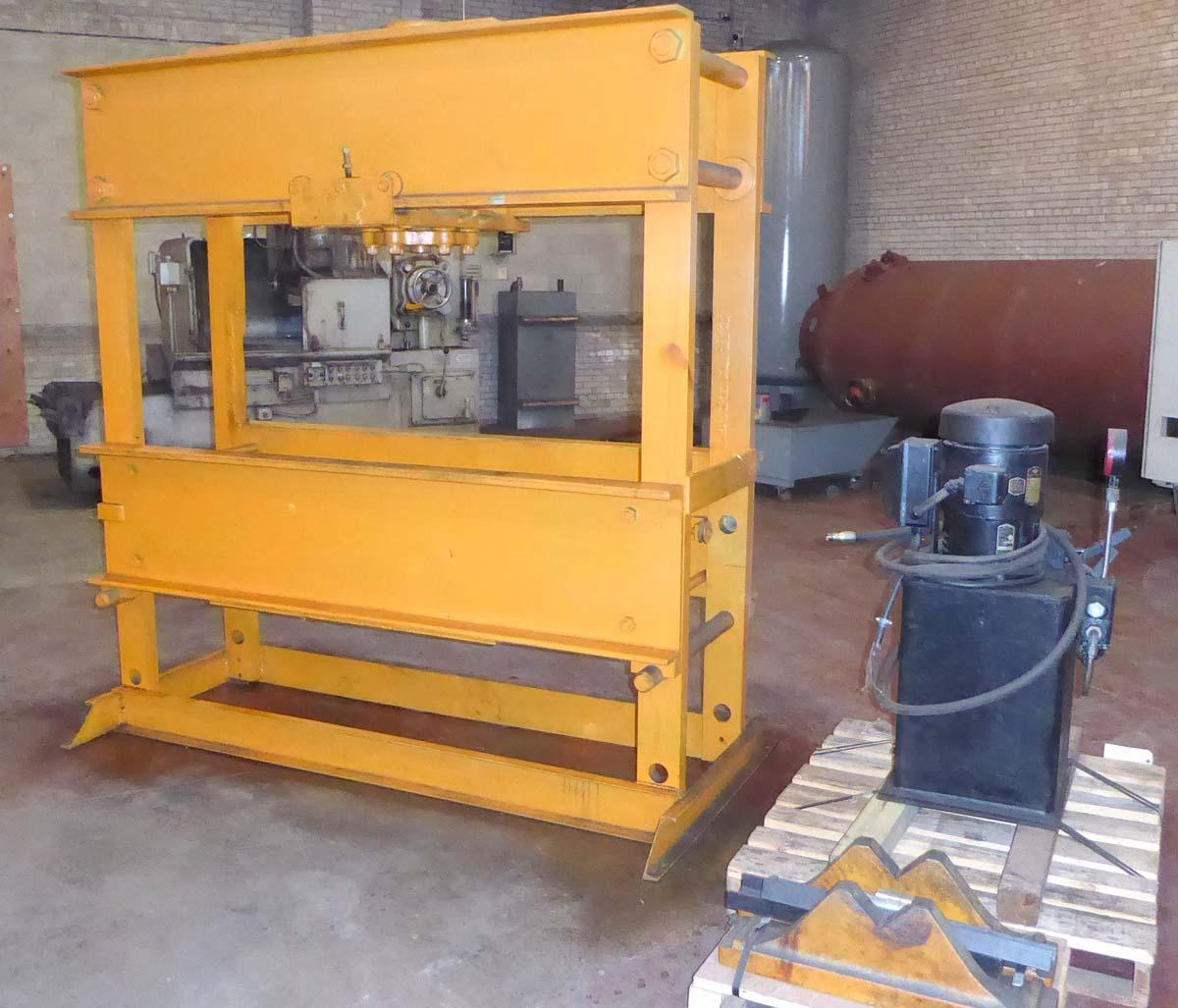 150 Ton Rodgers Hydraulic Press
