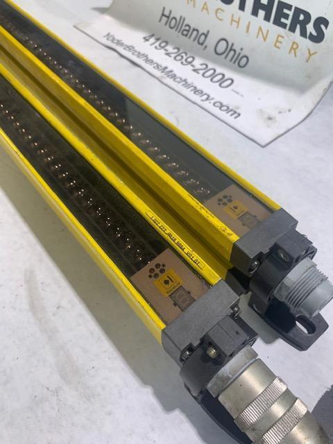 SICK C40S-0601AA300 & C40E-0601AG300 C4000 BASIC+ MICRO SAFETY LIGHT CURTAIN -  STOCK #15191
