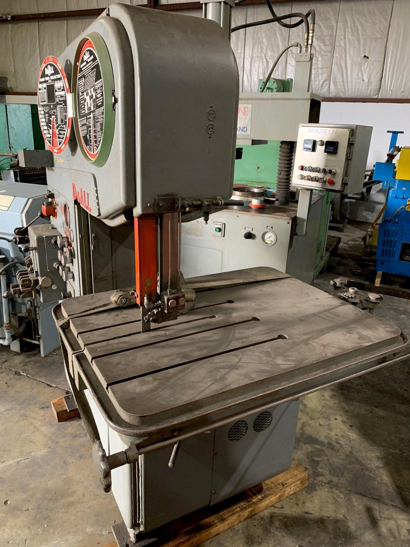 DoAll MP-20 Band Saw