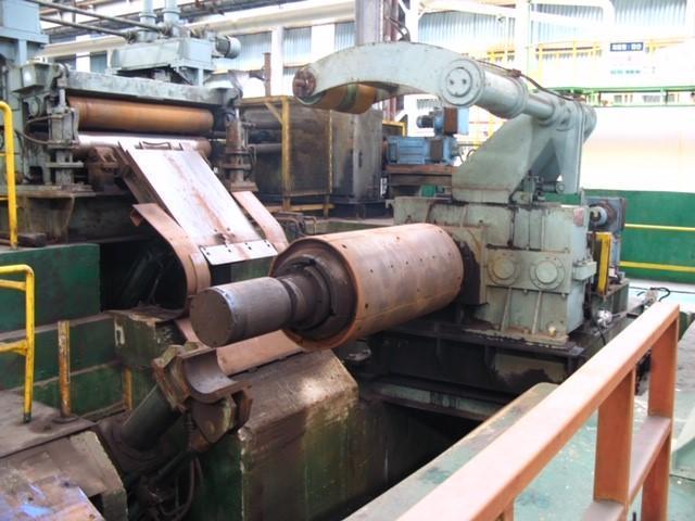 "55"" (1400mm) x 6.4mm Hydrochloric Acid Type Push Pull Pickling Line (2005)"