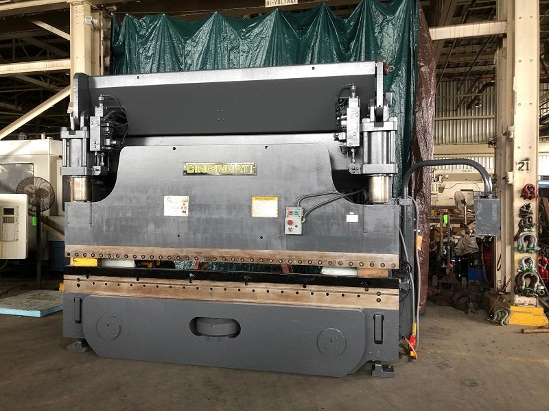 175 Ton x 12' Cincinnati FMII Hydraulic Press Brake
