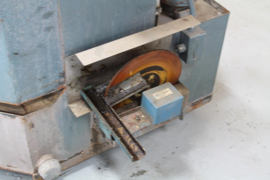 25' BETTER ENGINEERING MODEL SC ROTARY BASKET PARTS WASHER: STK 59195