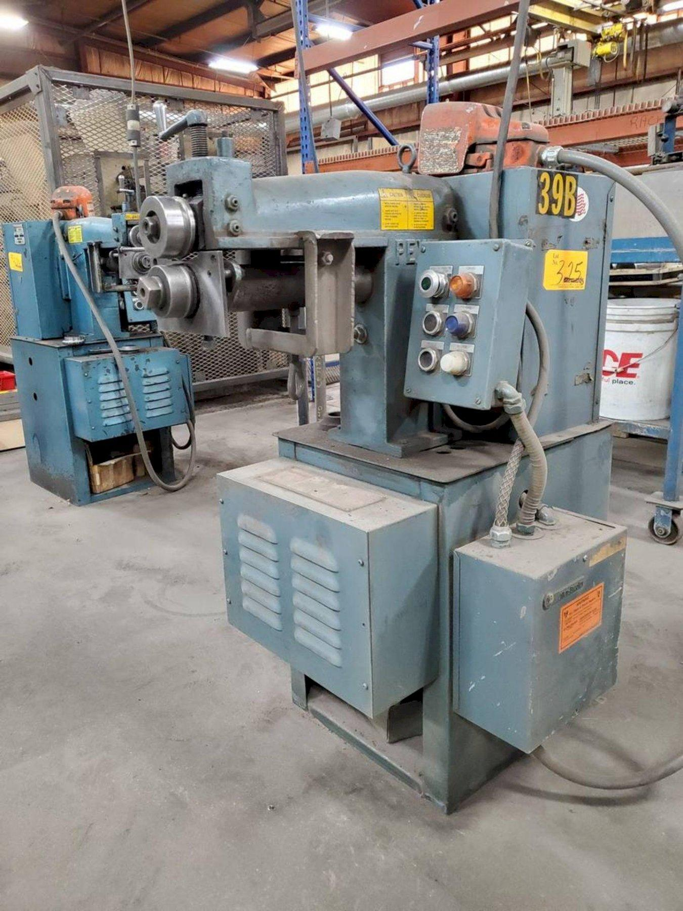 18 Ga RW Pexto Power Rotary Machine Model 3617