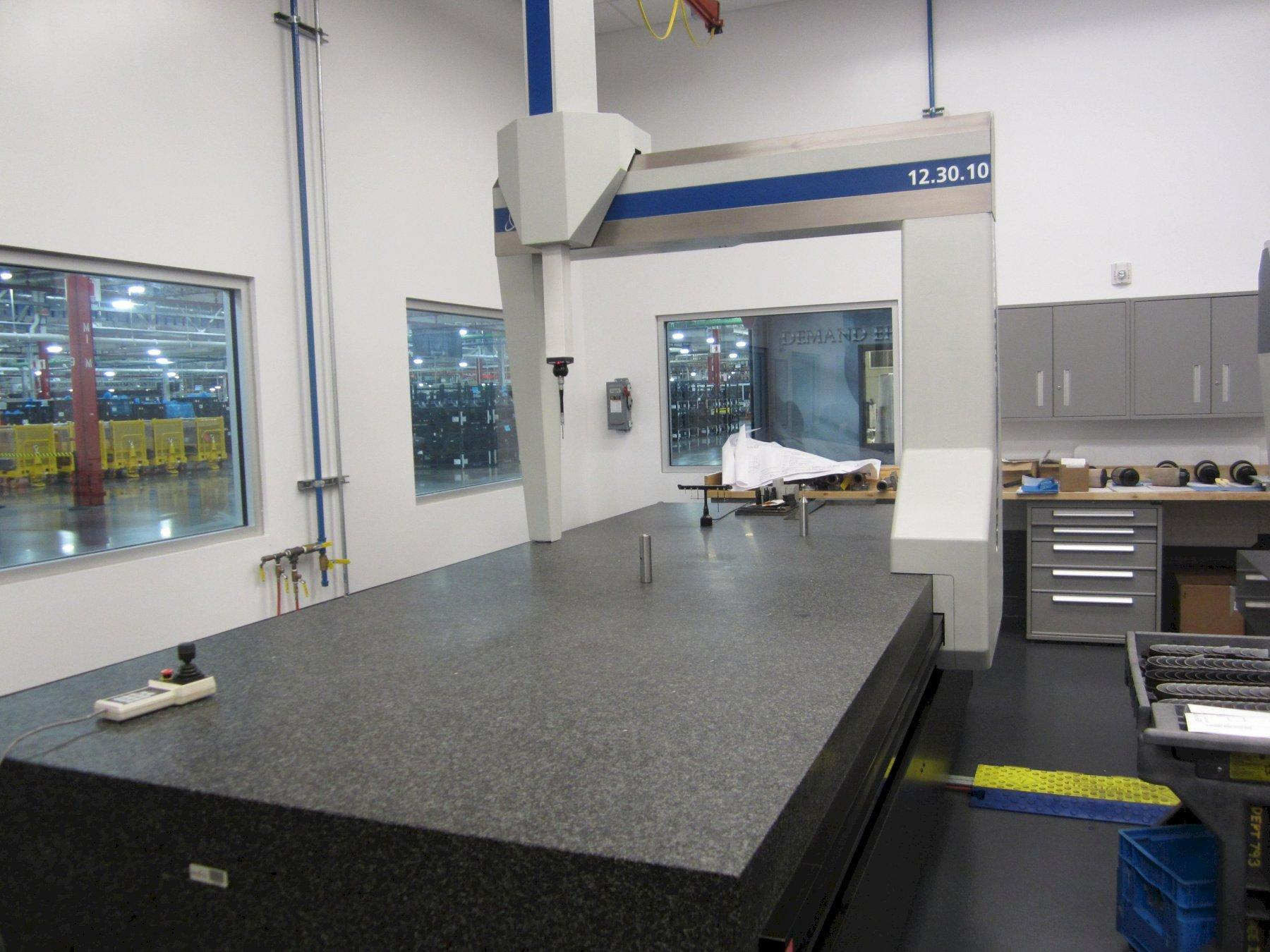 Sheffield Endeavor FlexScan Series 12.30.10  Coordinate Measuring Machine