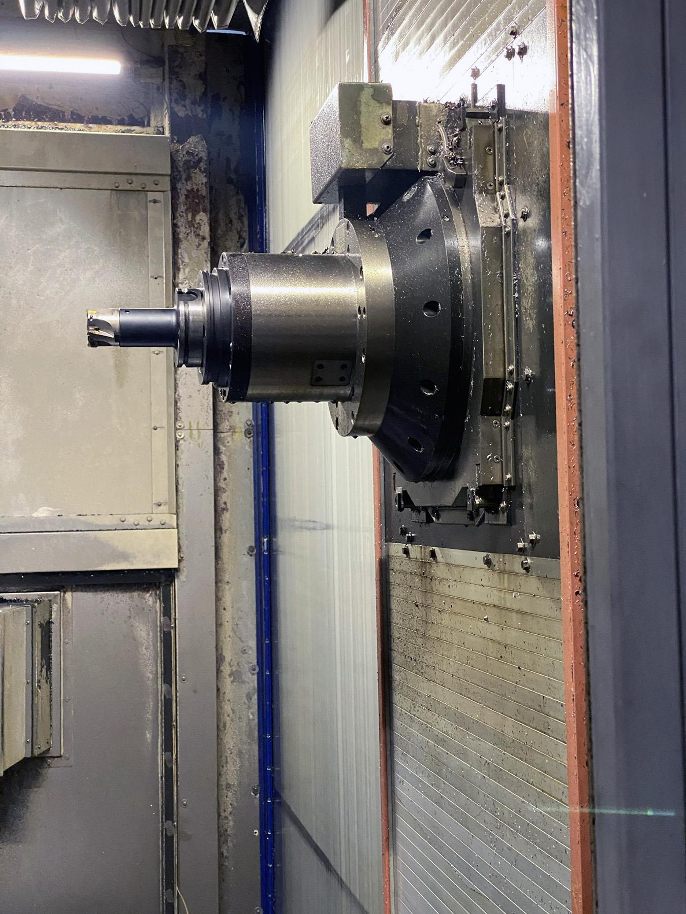 USED, TRIMILL 6 AXIS CNC HORIZONTAL MACHINING CENTER