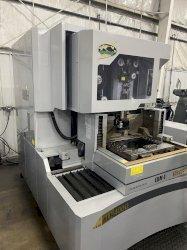 Sodick ALN400G CNC Wire EDM, SPM Control, 15.75
