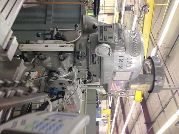 Bridgeport Series II Special Vertical Mill