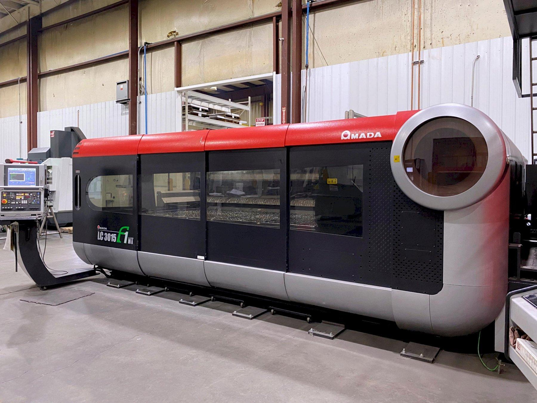 Amada LC-3015F1 NT (2012) CO2 Laser