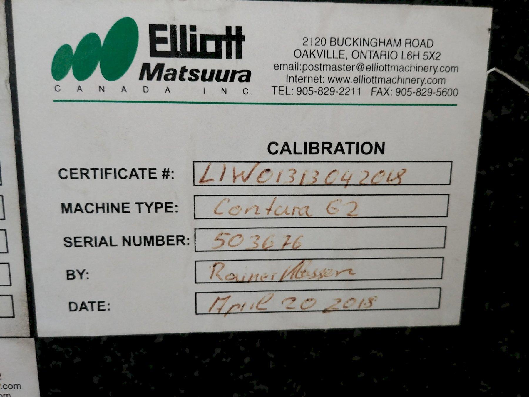 Zeiss Contura G2 10/16/6 Coordinate Measuring Machine (CMM) (#33218)