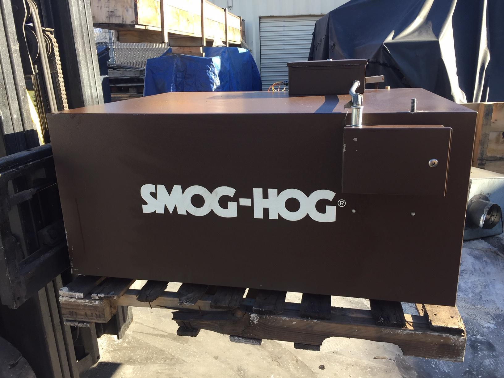 Smog-Hog SH-20-PE Oil Smoke and Mist Collector Air Cleaner.