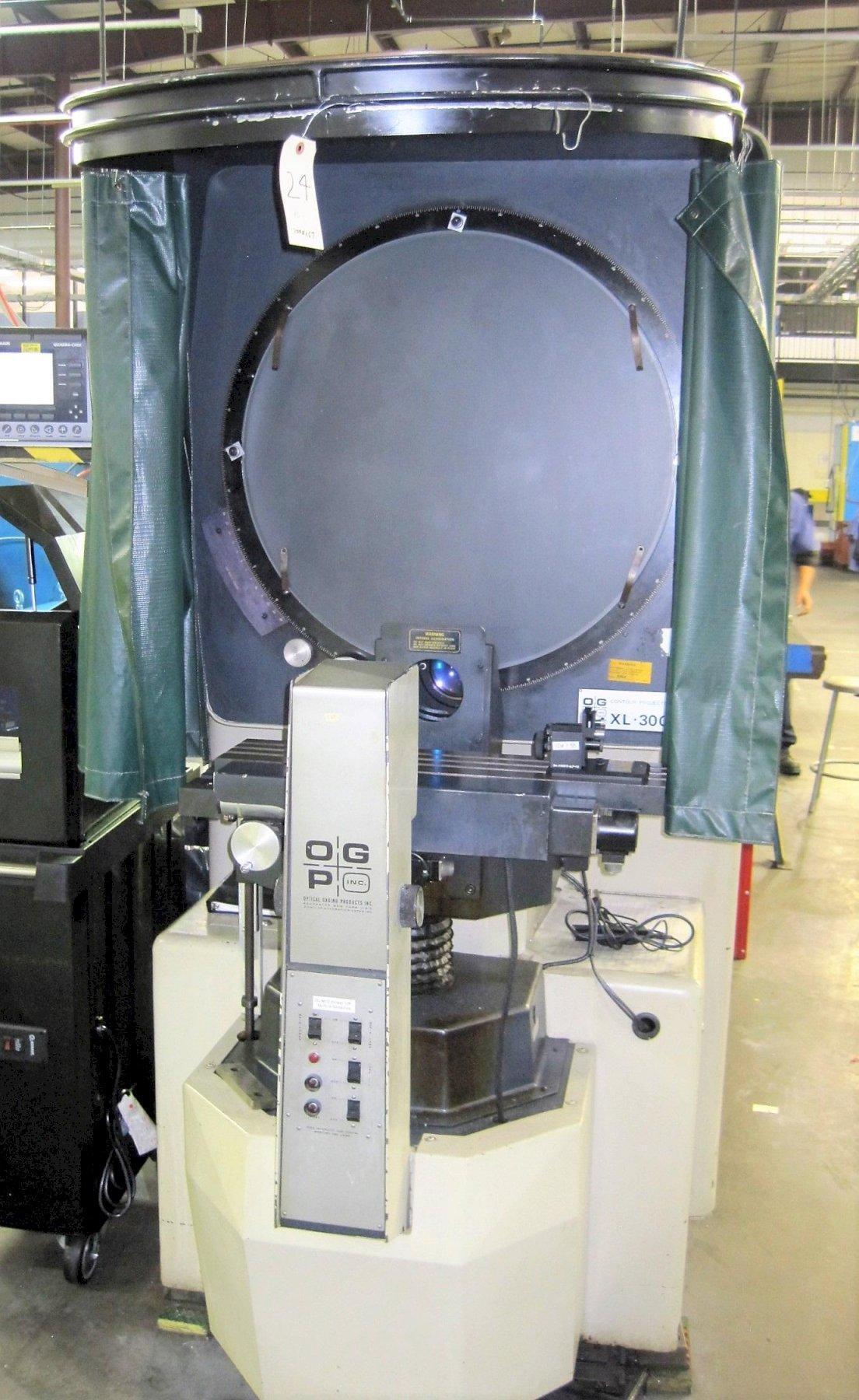 OGP Xl-30 Optical Comparator