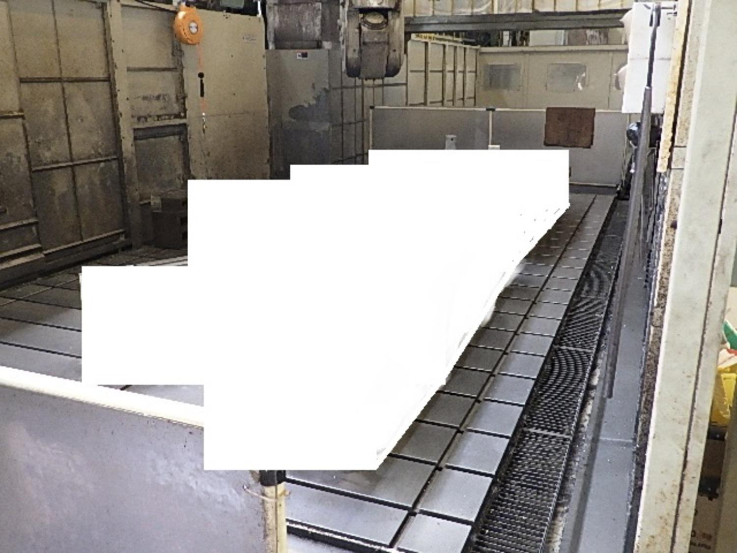SNK RB-350F CNC 5-Axis Double Column Vertical Machining Center