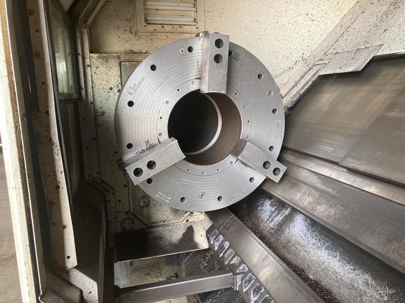 Mazak Slant Turn 60N CNC Horizontal Lathe - 2011