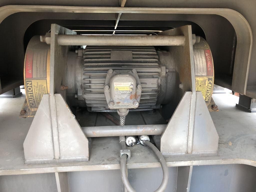 """G/K MODEL VM240 LUMP CRUSHER, S/N C10644-03 12' Wide X 5' Deep X 8'4"""" Long Rate of Feed: 40 TPH @ 85 Lbs Per Cu. Ft.  BASE & LEGS #11587 Material Description: Sand 38,000 Lbs"""
