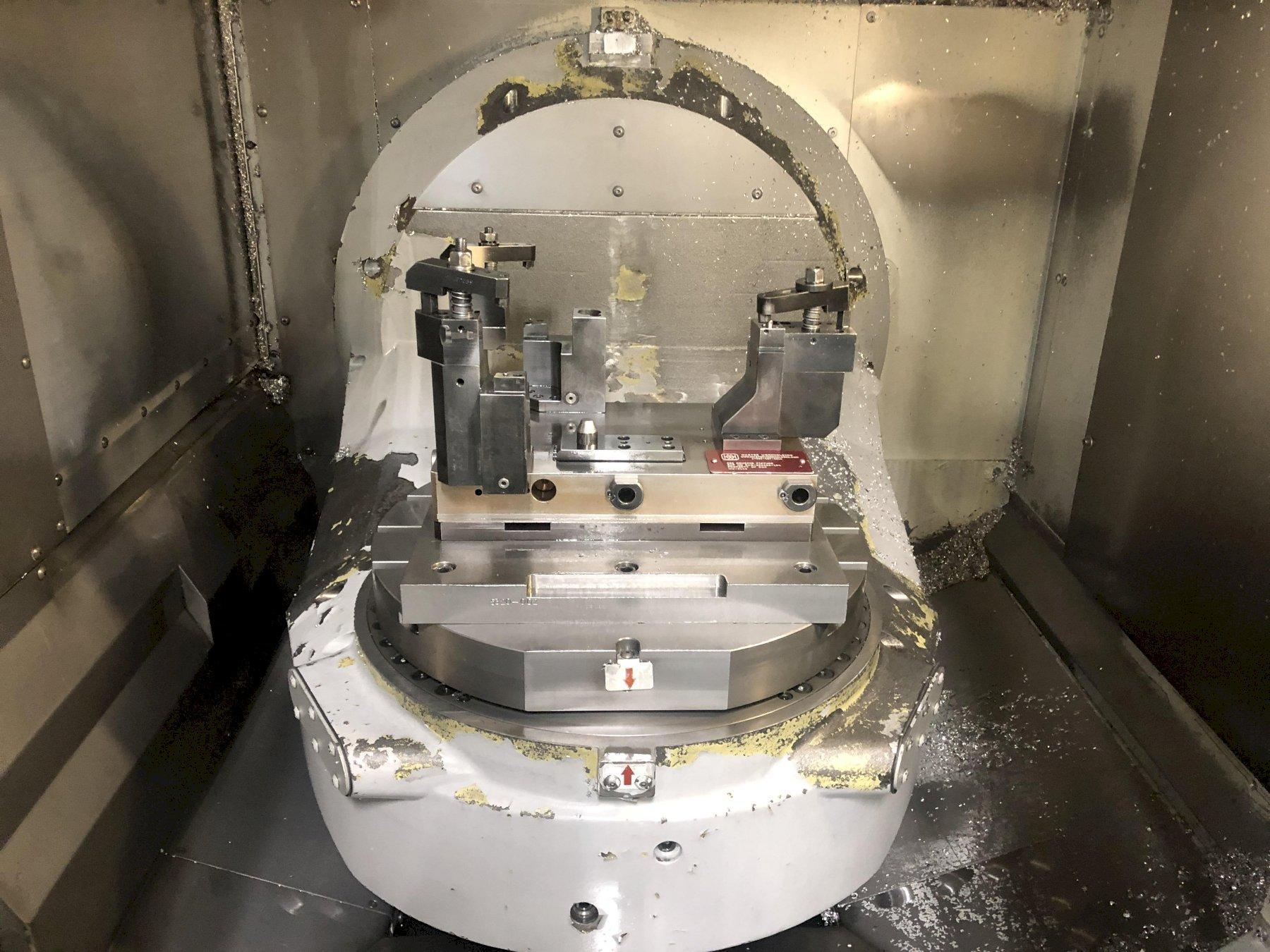 Mori Seiki NMV5000 DCG Vertical Machining Center