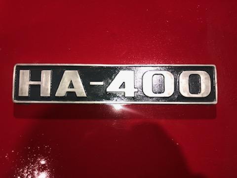 "16"" x 16"" Amada HA-400 Horizontal Band Saw"