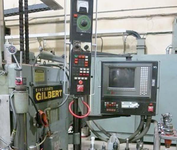 "5"" Cincinnati Gilbert CNC Floor Type Horizontal Boring Mill"