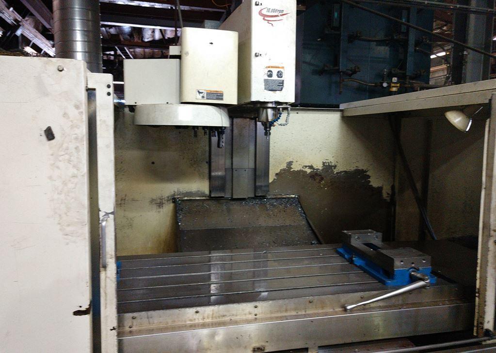 Fadal VMC 8030 HT CNC Vertical Machining Center