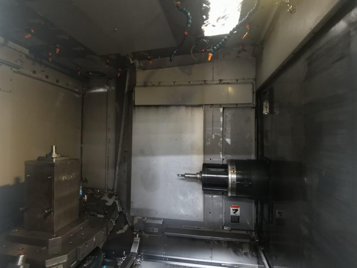Makino a81 CNC Horizontal Machining Center