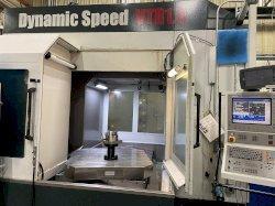 Promac Zephyr VTR 1.0 5-Axis CNC Vertical Mill, Heidenhain TNC530, 20K Spindle, 72
