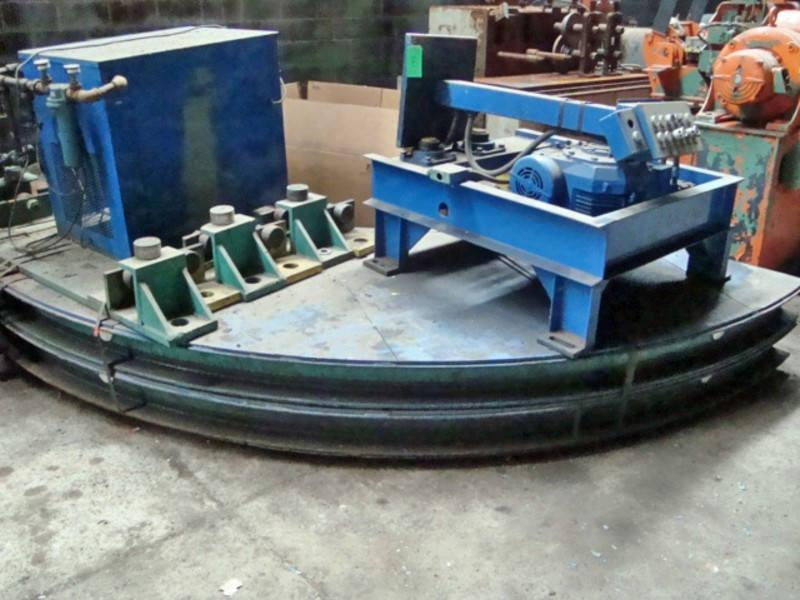 Stacker Table, Banding Line