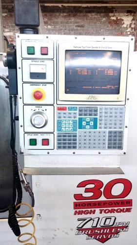 HAAS VF-5/50, HAAS CNC