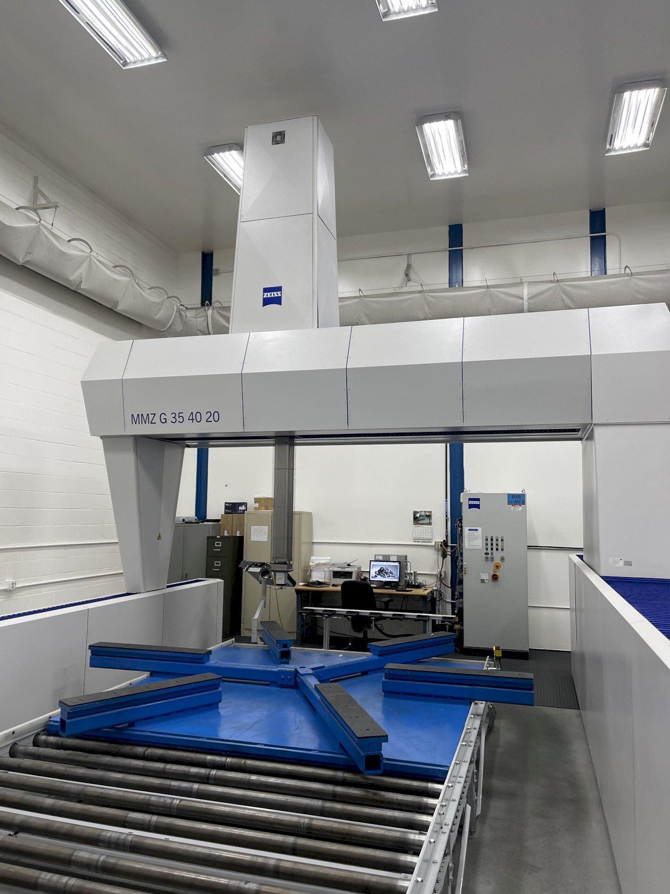 Zeiss MMZ-G 35/40/20 Coordinate Measuring Machine (CMM) (#33278)
