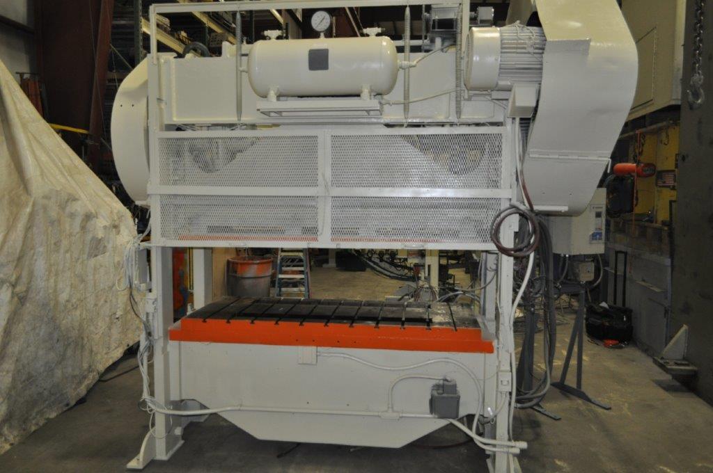80 Ton Rousselle SSDC Press