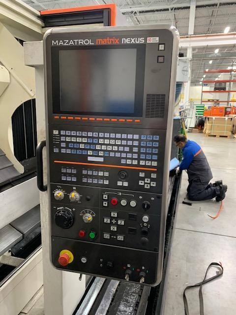 (2012) MAZAK ST500M/4000 CNC MILLING/TURNING CENTER. STOCK # 1161720