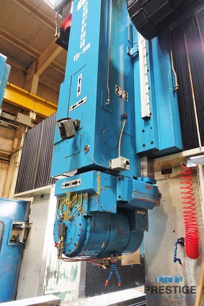 Nicholas Correa FP-30/40 5-Axis CNC Bridge Mill