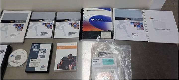 OGP Smartscope Specialist 300 Non-Contact CMM, NEW 2010