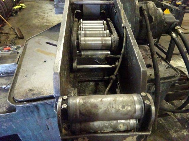 SPIRO #2002 SR 600 SPIRAL DUCT FORMING TUBEFORMER