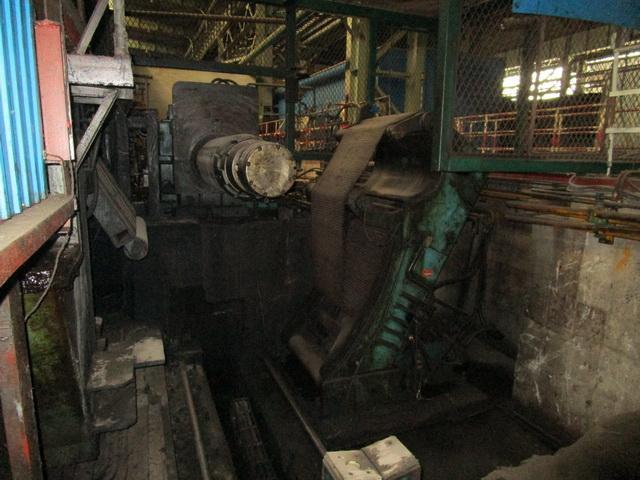 """61"""" (1550mm) 4-HI Cold Reversing Mill New 2001"""