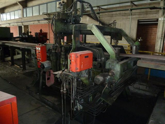 """10 3/4"""" Mannesman Pipe Mill with 20 Stand Hot Stretch Reducing Mill"""