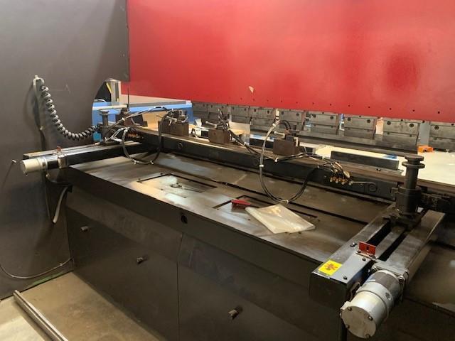 1990 Amada FB1253, 10' x 138 Ton, Hydraulic Press Brake