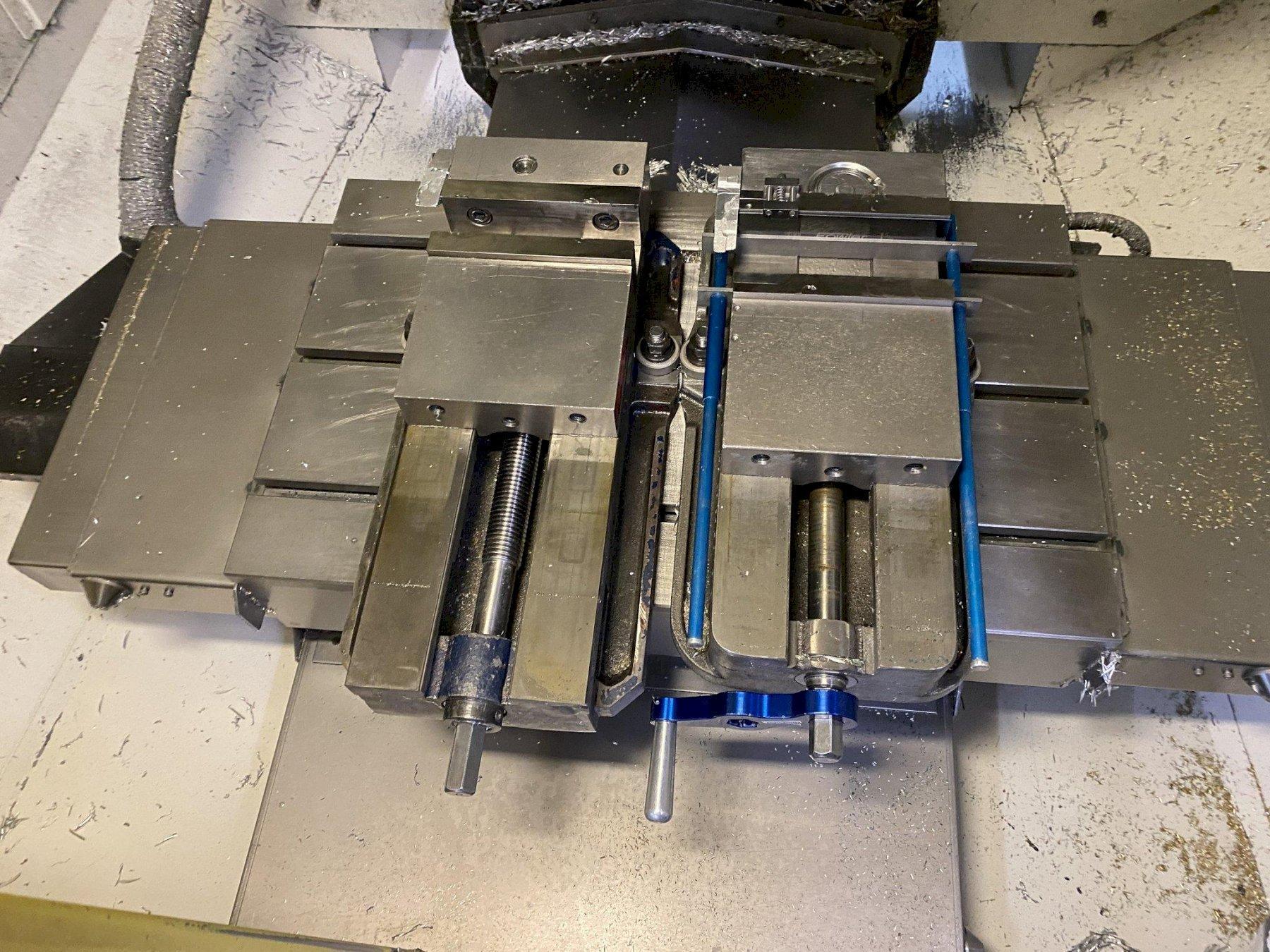 2009 Fanuc Robodrill a-T14iFe CNC Vertical Machining Center