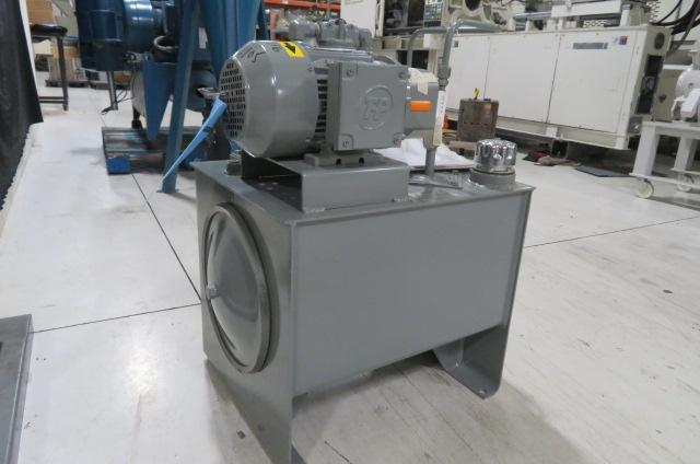 Catching Fluidpower Used Hydraulic Power Pack, 1hp, 460V / 230V