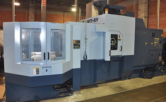 Matsuura MAM72-63V PC6 5-Axis Vertical Machining Center