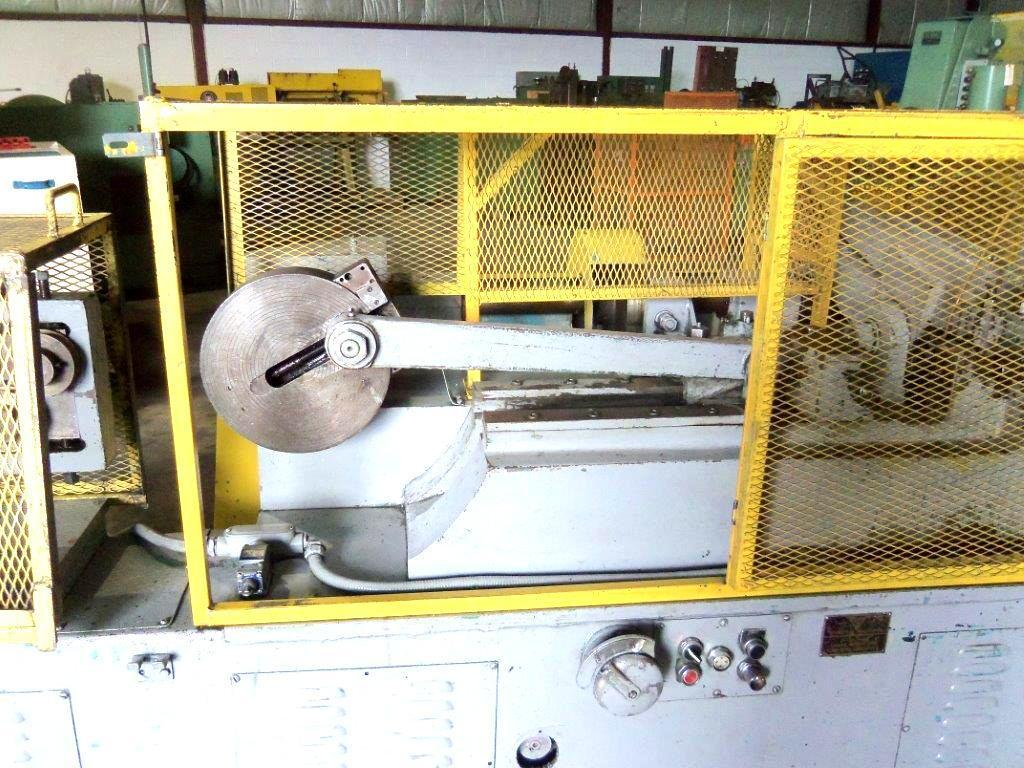 "1/2"" Shuster ASF Wire Straighten And Cut Machine"
